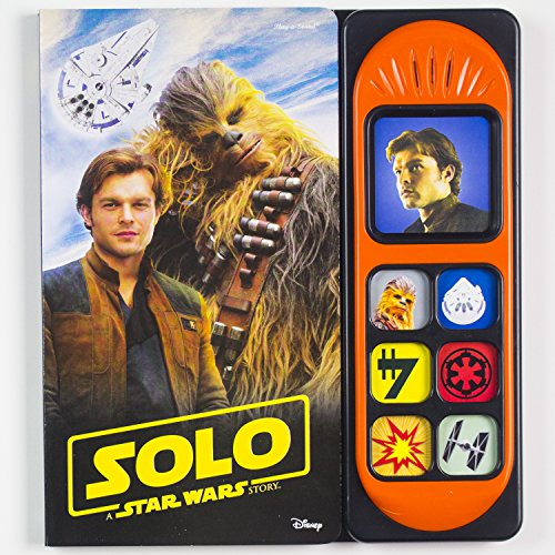 Solo: A Star Wars Story Sound Book