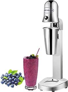 KUNHEWUHUA Electric Milkshake Maker Stainless Steel Drink Mixer 110v