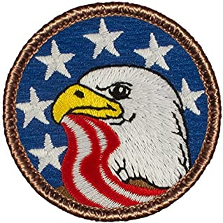 Patriotic Eagle 2013 Patrol Patch - 2