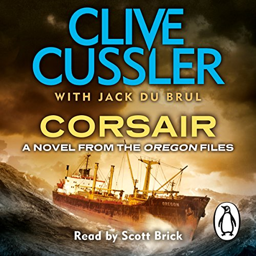 Corsair: Oregon Files, Book 6