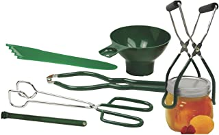 Norpro Canning Set (6 Pieces), Green