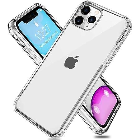 iPhone 11 pro max ケース クリア ケース TPU 薄型 保護カバー 透明 アイフォン11promax ケース ソフト 耐衝撃 スクラッチ防止 おしゃれ 防塵 人気 クリスタル・クリア