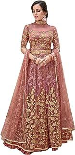 Latest Bollywood Eid wear Designer Abaya style Net Anarkali Suit Muslim Women dress Bespoke Available 7849