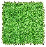 HSWYJJPFB Malla De Ocultacion Jardin Ocultacion Jardin Plantas Artificiales Decorativo Jardín Vertical Vegetación Falsa Planta Artificial Hierba Paneles de Pared Pared del hogar Fences 0911(Color:50