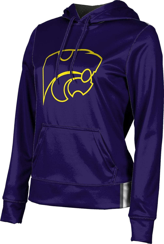 ProSphere Blue Springs High School Girls' Pullover Hoodie, School Spirit Sweatshirt (Solid)