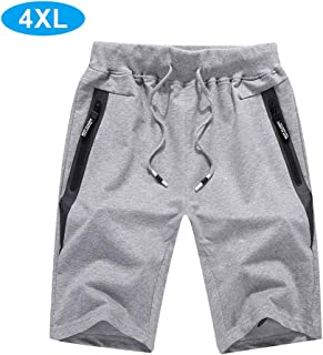 Tickas Men's Shorts Summer Casual Pants Sports Beach Running Fitness Training Exercise