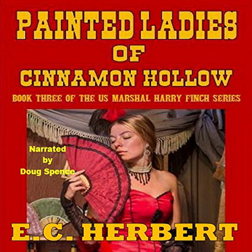 Couverture de Painted Ladies of Cinnamon Hollow