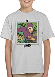 Comics Kingdom The Phantom & Devil Wolf Frame Kid's T-Shirt