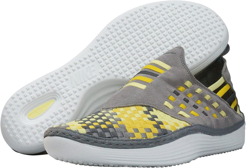 Nike Mens Solarsoft Rache Lightweight Low Top Sneakers