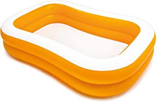 Intex Mandarin Swim Center Family Swimming Pool 57181, Orange