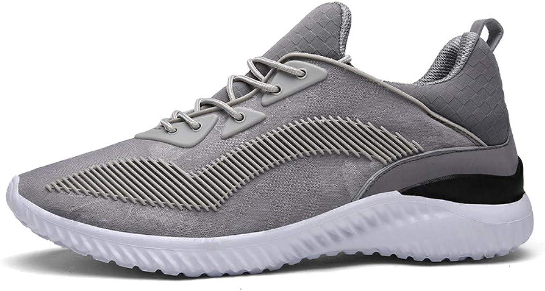 Maylen Hughes Couple shoes, Autumn Sports shoes, Breathable Mesh shoes, Non-Slip Wearable Casual shoes