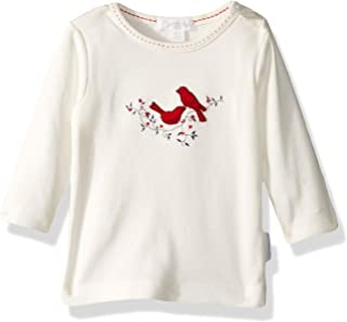 Purebaby Tweet Tee (Baby) - Mayfair-0-3 Months