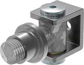 Torband M12 / houder verstelbaar voor lassen | staal S235JR, ruw M20 (ongebruikt)