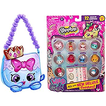 Shopkins Season 9 Wild Style Assorted 12 Pack | Shopkin.Toys - Image 1