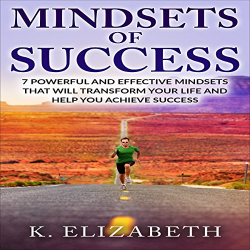 Mindsets of Success audiobook cover art