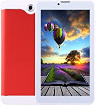 $126 » SHENGMASI Bluetooth(Black), OTG, WiFi, Twofold SIM, MTK6582 Quad Core up to 1.3GHz, Android 4.4.2, 3G Phone Call, 1+16GB, 7.0 inch Tablet PC (Color : Red)