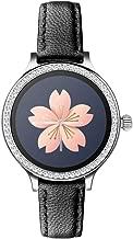 M8 Smart Watch Fitness Tracker IP68 Waterproof Sport Bracelet 1.04'' HD Color Round Screen