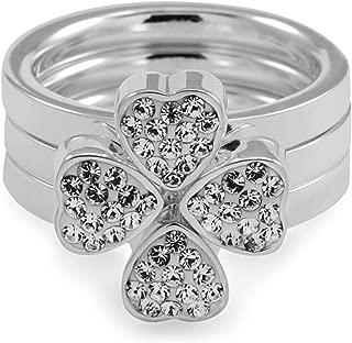 Joyería para Mujer Folli Follie Jewellery Hrt 4 Hrt Ring 5045.3298