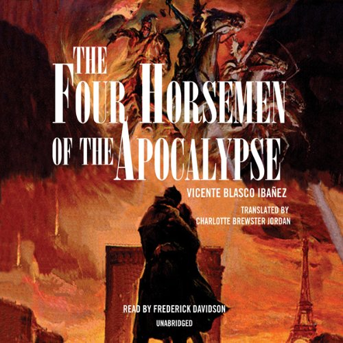 The Four Horsemen of the Apocalypse copertina