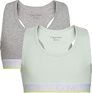 Calvin Klein Sujetador (Pack de 2) para Niñas