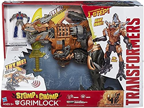 Super-Transformers Grimlock