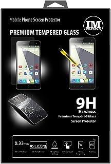 ENERGMiX Premium härdat skyddsglas kompatibel med ZTE Blade L3 pansar hårt glas skydd glas extremt reptåligt säkerhetsglas