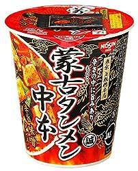 蒙古タンメン中本 辛旨味噌タンメン 118g 12個セット