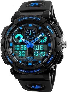 Men's Watch (Black Colored Strap)