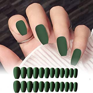 Best dark olive nails Reviews