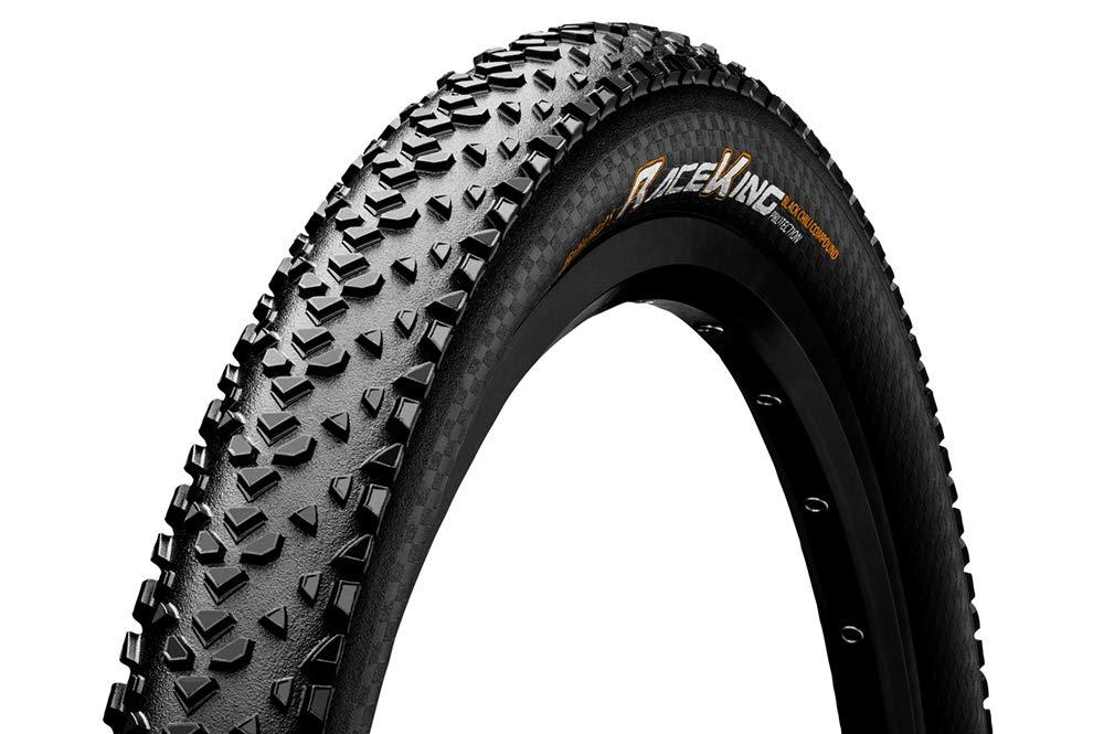 Continental Race King - Neumático de Bicicleta Unisex, Color Negro ...