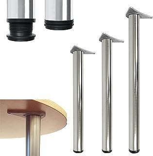 comprar comparacion GTV - Patas ajustables para barras o encimeras (710mm, 820 mm y 1100 mm)