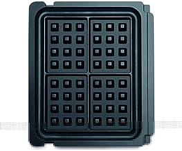 Sage Appliances SGR001 the No-Mess Waffle Plates, Zwart