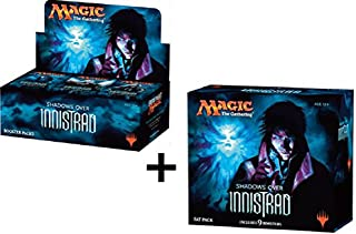 Booster Box + Fat Pack COMBO! Shadows Over Innistrad - SOI MTG Magic the Gathering …