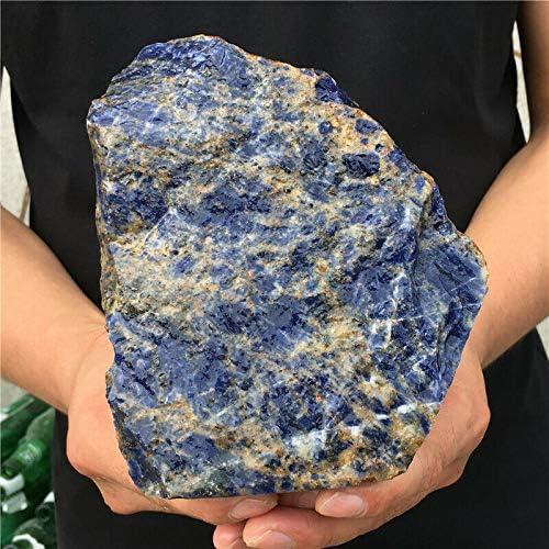 4.26lb Outlet sale feature Natural Max 78% OFF Sodalite Quartz Crystal Rough He Specimen