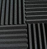Immagine 2 pannelli fonoassorbenti in schiuma colore
