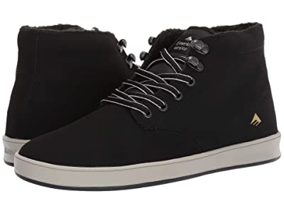 Emerica Romero Laced High (Black) Men