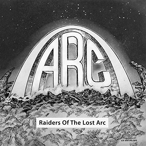 Raiders of the Lost Arc (2cd)