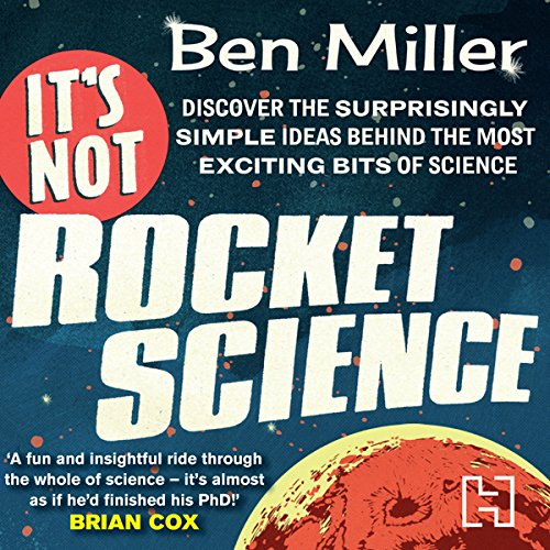 It's Not Rocket Science audiobook cover art