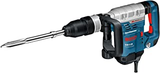 Bosch Professional GSH 5 CE - Martillo demoledor (8,3 J,