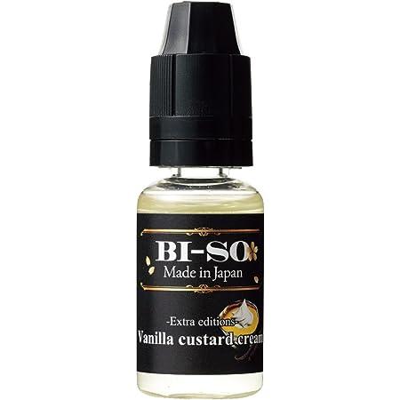 電子タバコ リキッド バニラカスタードクリーム 国産ブランドBI-SO Liquid 15ml