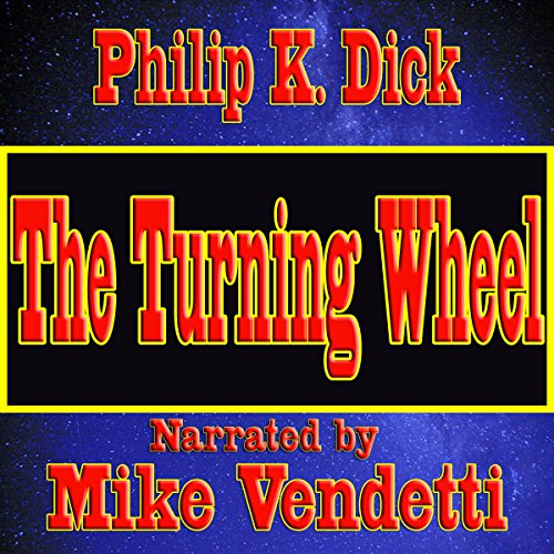 The Turning Wheel audiobook cover art