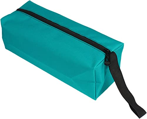discount Larcele Zipper Tool Pouch, Small Oxford Fabric outlet online sale Bag, Multi-purpose Tools Storage Organizer WJSNB-01 online (Blue) outlet online sale