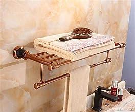 MBYW moderne minimalistische hoge dragende handdoek rek badkamer handdoekenrek Rose goud handdoek rek handdoeken/rack/hig...
