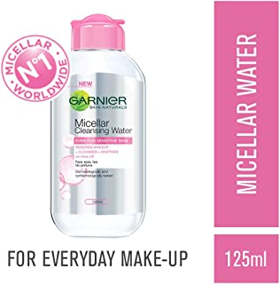 Garnier Skin Naturals, Micellar Cleansing Water, 125ml
