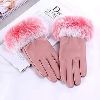 JCCOZ Touch Screen Outdoor Gloves Waterproof Warm Running Driving Work Gloves Ladies Men (Color : C, Size : XL)