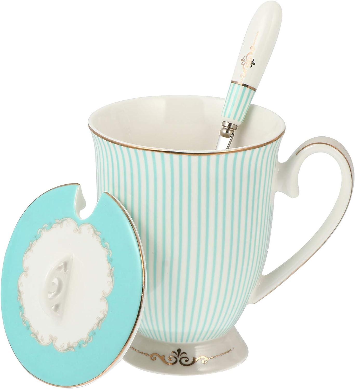 DOITOOL 1 Set of Ceramic Boston Mall Cup Pract Mug Water Coffee Creative Opening large release sale