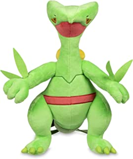 BuyerZoon The First Partner Sceptile Stuffed Plush Toy (Large Size) - 16 Inch