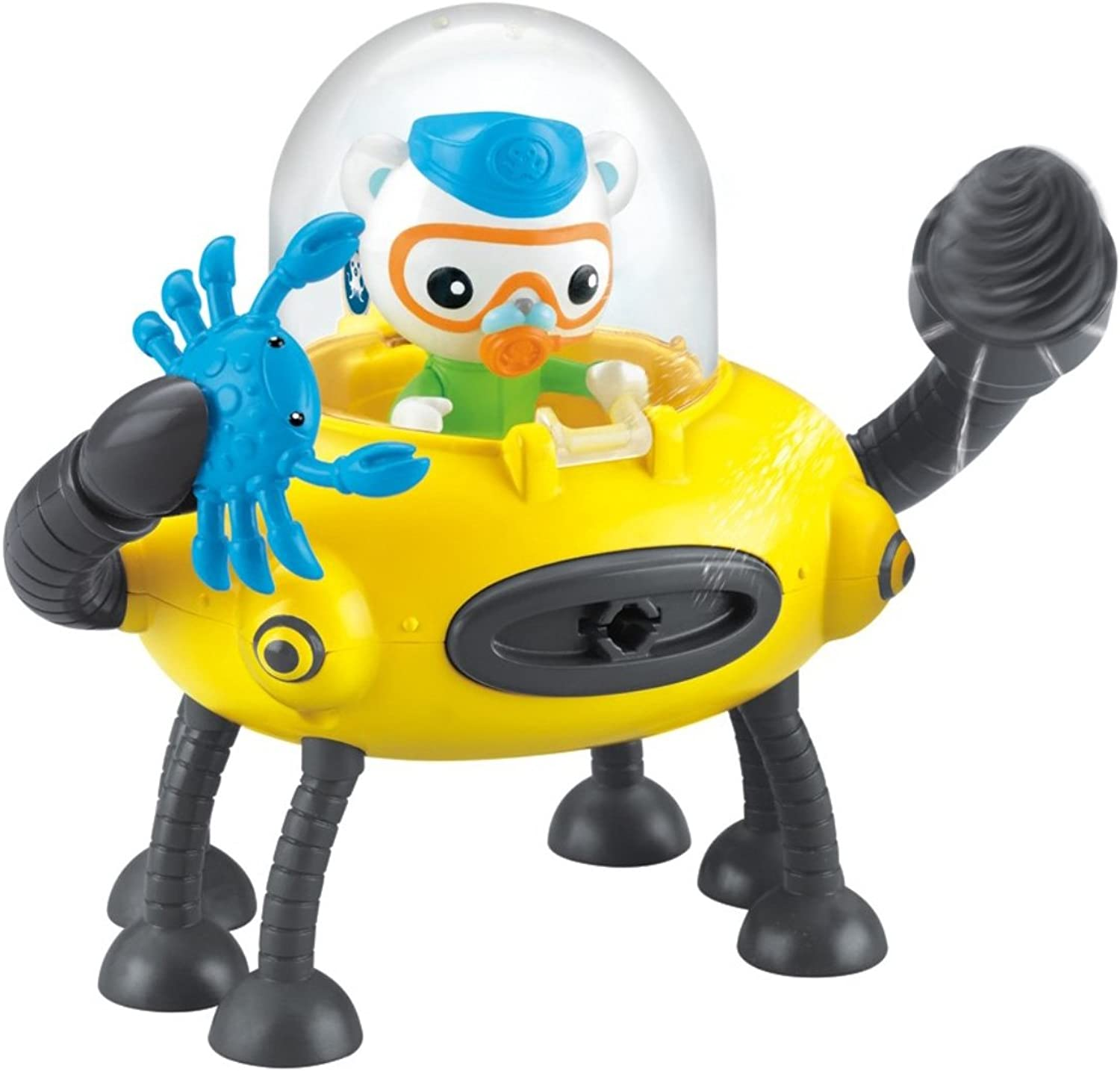 Mattel Octonauts Claw and Drill GUP-D (New for 2013)