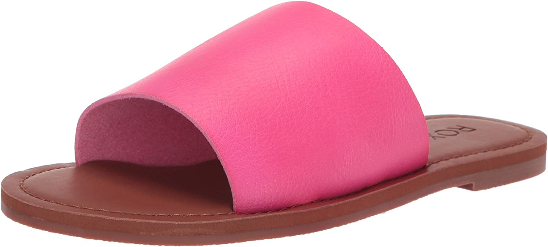 Roxy Womens Kaia Sandal Slide Sandal
