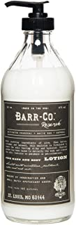 Barr-Co. Reserve Fine Hand & Body Shea Butter Lotion 16oz